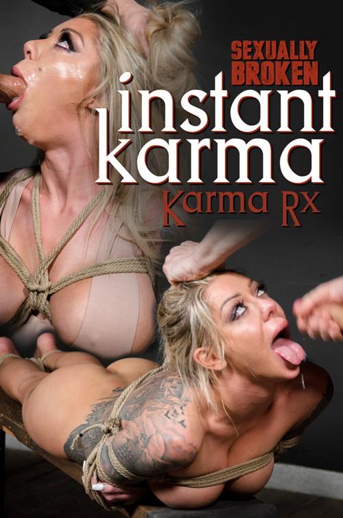 KARMA RX - IMMEDIATE KARMA (SD 576p) - SEXUALLY BROKEN - [2020]