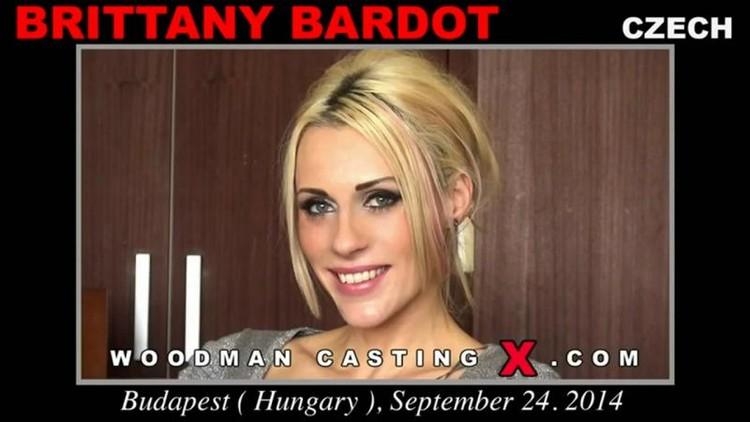 WoodmanCastingX/PierreWoodman: Brittany Bardot - Casting X 134 (2020) 720p WebRip