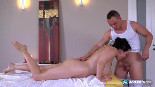 Porn Mega Load – Barbara Angel Oily Boob Massage Sex