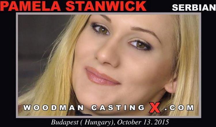 [WoodmanCastingX] Pamela Stanwick - Pamela Stanwick Casting (FullHD/2020/8.29 GB)