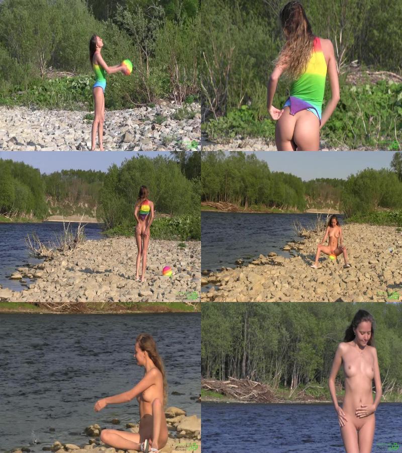 172435337 464 galitsinteens rainbow fleshing on river  - Rainbow Fleshing On River