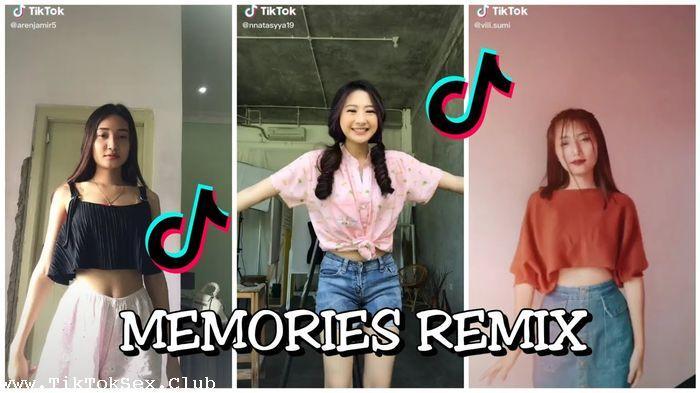 172510235 0304 at memories remix   tiktok erotic video beautiful girl dance compulation - Memories Remix - TikTok Erotic Video Beautiful Girl Dance Compulation [1080p / 63.22 MB]