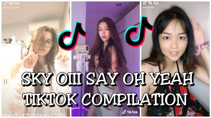 172510476 0343 at sky oiii say oh yeah   tiktok private beautiful dance compilation - Sky Oiii Say Oh Yeah - TikTok Private Beautiful Dance Compilation [1080p / 50.22 MB]