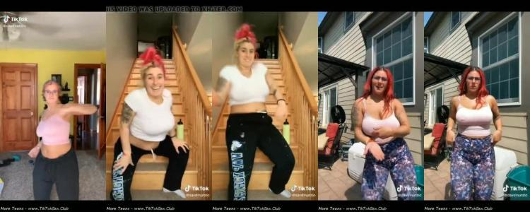 172515584 0350 ttnn tik tok teen girl female  nerdy rock chick - Tik Tok Teen Girl Female  Nerdy Rock Chick [720p / 24.18 MB]