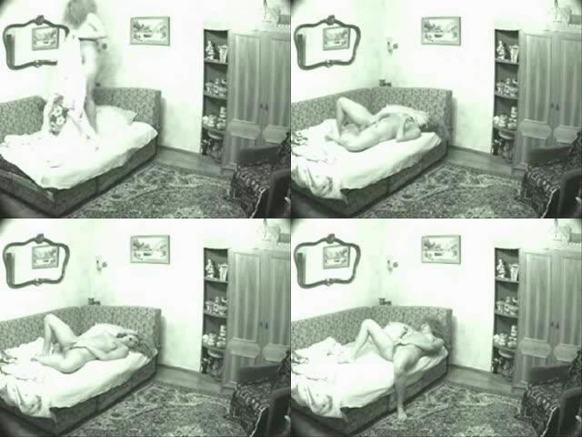 172600173 0979 spy blonde girl masturbating on the bed - Blonde Girl Masturbating On The Bed