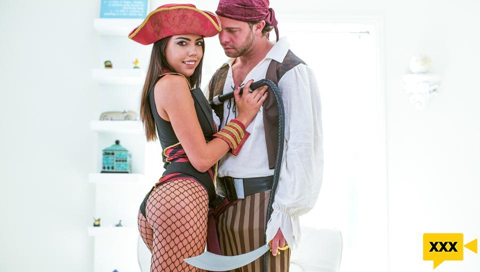 [18+]  Erotica X – Rachel Rivers: Pirate's Life (2020) FULLHD 227MB