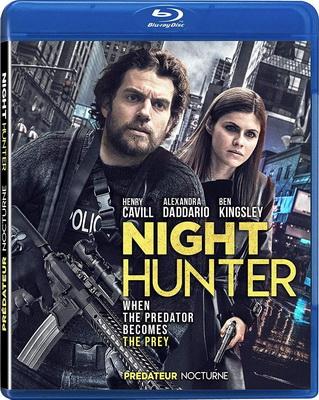 Night Hunter (2018).avi BDRiP XviD AC3 - iTA
