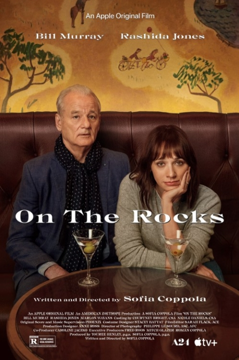 Na lodzie / On the Rocks (2020) PL.SUBBED.720p.WEB-DL.XViD.AC3-MORS