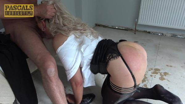 Pascals Sub Sluts Gina Varney – Another slut satisfied